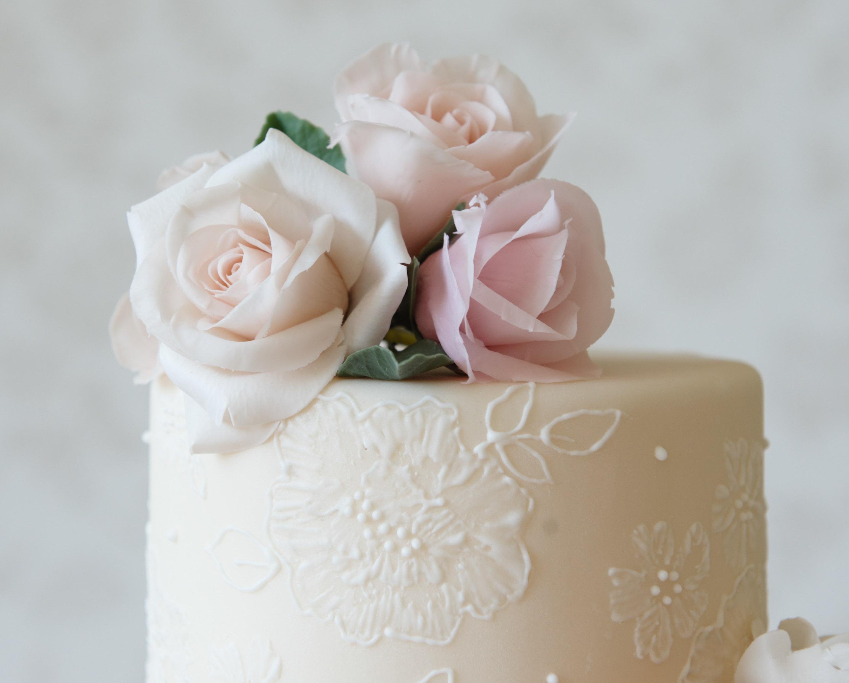Details (Roses & Lace)