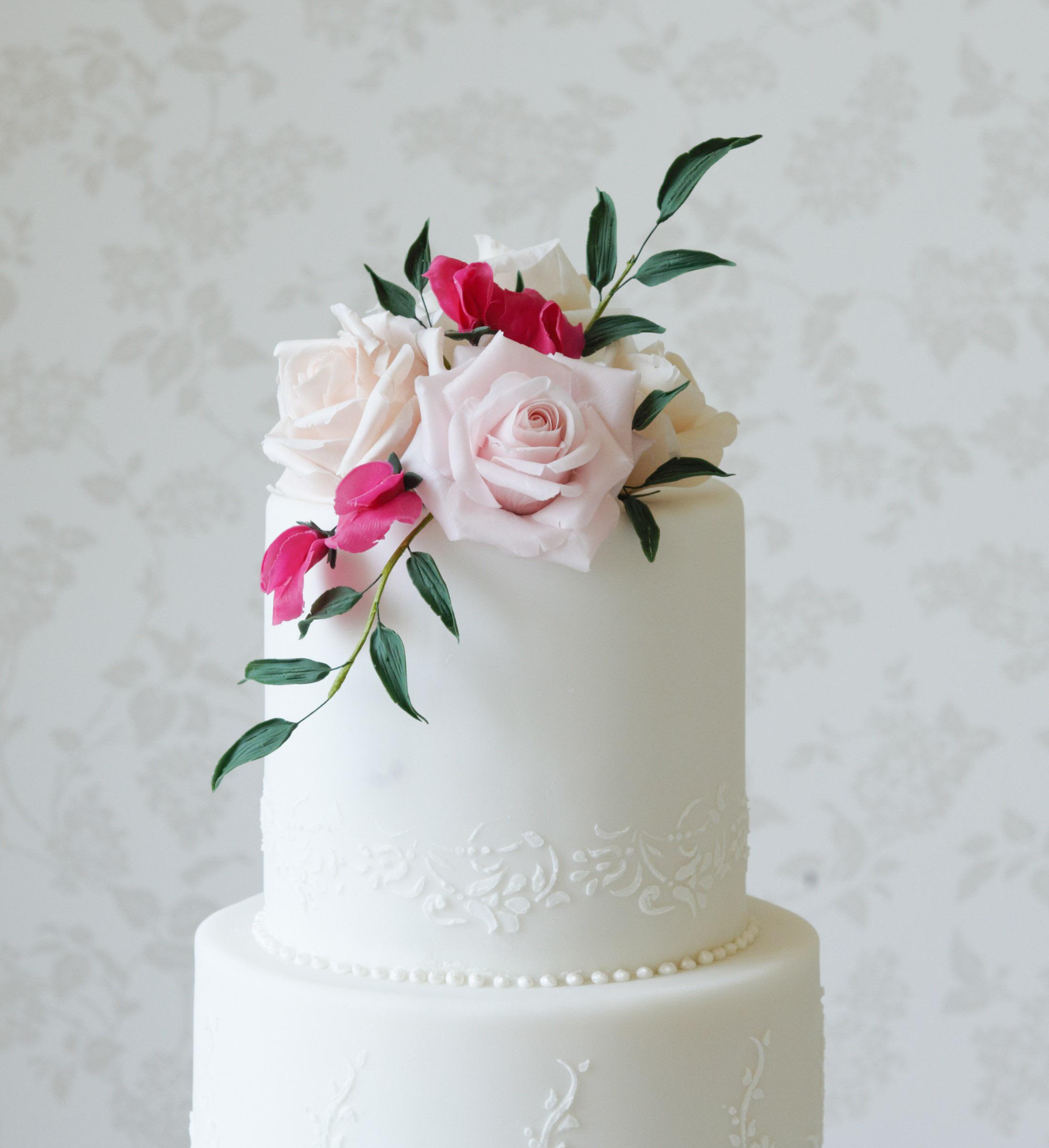 Roses & Vines (floral detail)