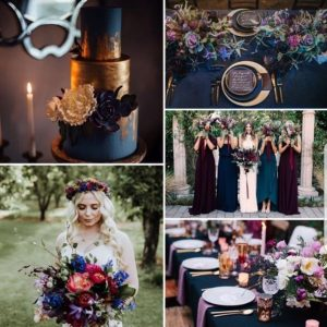 wedding cakes in bedfordshire styled shoot mood board